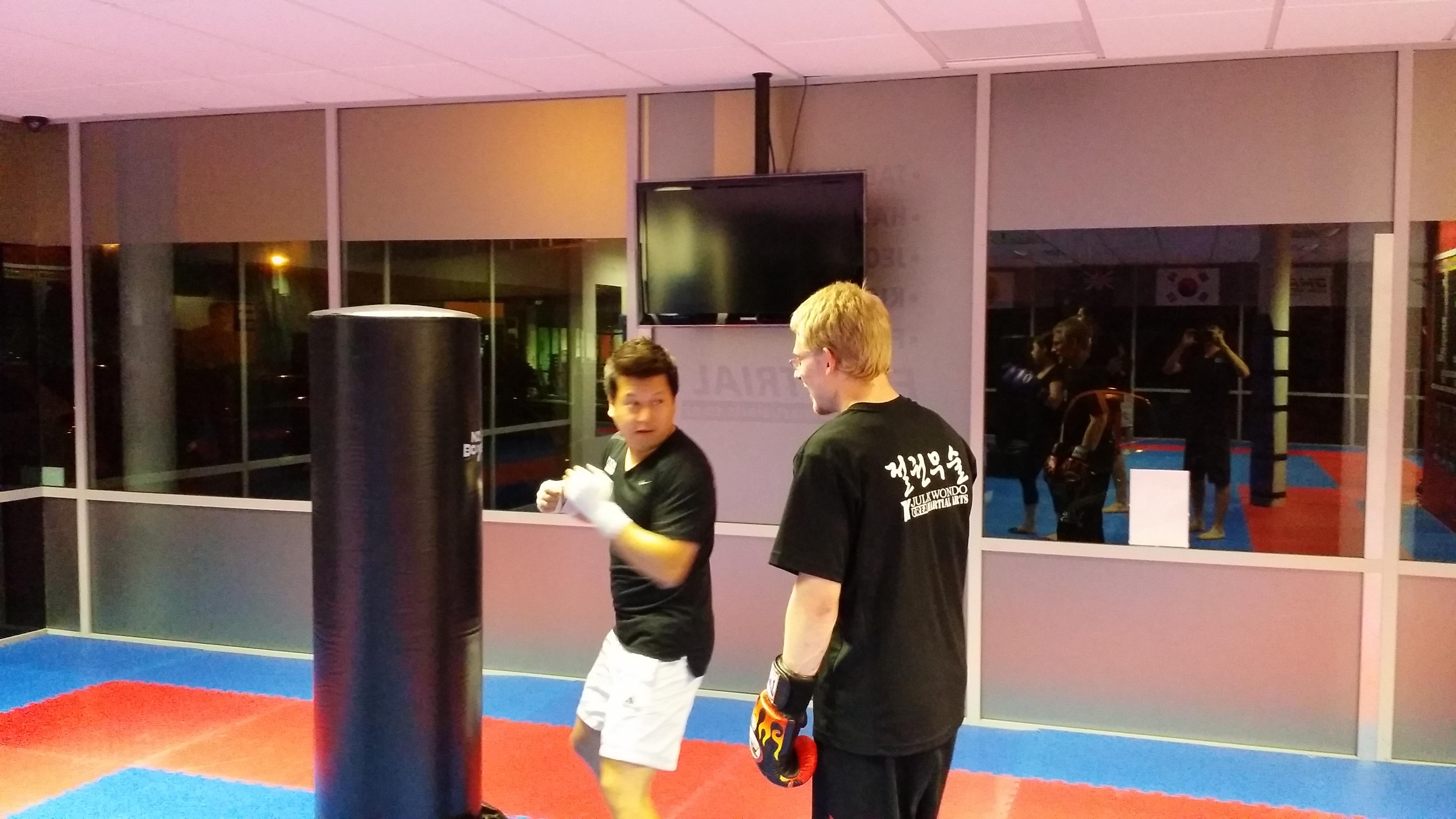 Personal training |